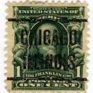 BEN FRANKLIN SCOTT# 300, USA, PRECANCLED-lot 90