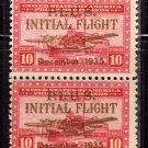 SCOTT# C52-PHILIPPINES CHINA CLIPPER VERTICAL PAIR(LOT#228)