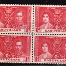 SCOTT# 15, BASUTOLAND-KING GEORGE CORONATION ISSUE
