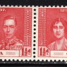 SC0TT# 129, GRENADA STAMPS KING GEORGE Vl CORONATION ISSUE