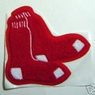 "Boston Red Sox Baseball Chenille Cloth Jacket 6"" Patch"