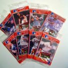 1984 Donruss Action All Stars Sealed Mint 10 Packs