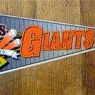 San Francisco Giants Baseball Pennant 1990's Wincraft