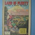 1952 General Electric Comic ~ Land of Plenty
