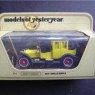 MB-LESNEY 78 Y-7 MODEL OF YESTERYEAR 1912 ROLLS ROYCE