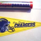 San Diego Chargers NFL 1993 Wall Art Super Pennant NM