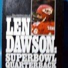 Len Dawson: Superbowl Quarterback Book Bortstein 1970