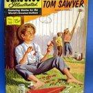1967 Adventures Tom Sawyer Classics Illustrated Comic