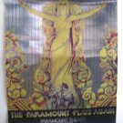 THE PARAMOUNT THEATER PLAYS AGAIN POSTER CIRA 1980S