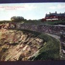 View of Cliffs From Forty Steps, Newport, R I