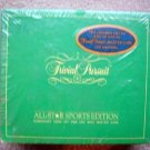 Trivial Pursuit All Star Sports Edition Game Sealed