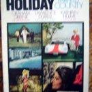 Holiday Magazine April 1969 Fairfield Paraguay LaCrosse