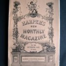 Harper's Monthly Magazine October 1897 No 569