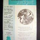 Locksmith Ledger Nov 1954 ~ Tech Lock & Key Magazine