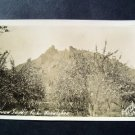 RPPC Squaw Saddle Rock Wenatchee Wash Brurrell Studio