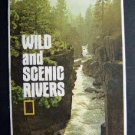 1977 Wild & Scenic Rviers of The United State Map NM
