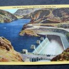Lake Mead Flowing Spillway Gate, Boulder Dam Arizona