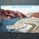 Arizona Spillways & Lake, Boulder Dam