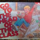 Go to the Head of the Class Family Game 1986 Deluxe