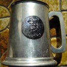 1963 Casey Stengel NY Mets Aetna All Star BB Pewter Mug