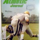Athletic Journal March 1972 Football Blocking Cover