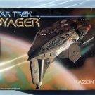 Star Trek Voyager Kazon Ship Model Kit MIB -b