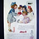 Jan 1921 Jello Childrens Harpers Magazine Advertisement
