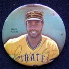 "Dave Parker Pittsburgh Pirates OF Baseball PIN 3"" 80's"