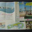 1950s Bermuda Inverurie Hotel Travel Brochure