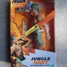 Action Man Jungle Dart Figure Hasbro 1999 MIB