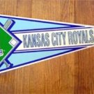 Kansas City Royals New Baseball Pennant 1990's Wincraft