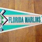 Florida Marlins New Baseball Pennant 1990's Wincraft