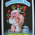 GARBAGE PAIL KIDS GIANT STICKER #15 AILIN' AL SERIES #1