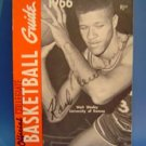 1966 Official Collegiate Basketball Guide Book Wesley
