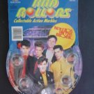 New Kids Rad Rollers Collectiable Action Marbles MIP