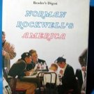 Norman Rockwell's America Book 1976 Readers Digest