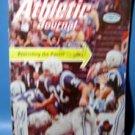 Athletic Journal Sept 1971 Rice Univ Football Cover