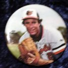 Baltimore Orioles Baseball Jim Palmer PIN 1970s Vintage