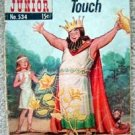 1957 Classics Illustrated Junior Comic The Golden Touch