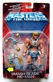 Masters Universe Smash Blade He-Man Action Figure MIP