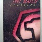 MATCO TOOLS 5TH CLASSICS 1991 RISQUE GIRL CALENDAR