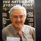 Nov 1978 Saturday Even Post John Connally & Nancy Lopez