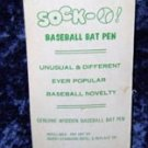 Chicago White Sox Grand Slam Baseball Bat Pen MOC