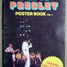 1977 Elvis Presley Poster Book Vol. 1 Full Color
