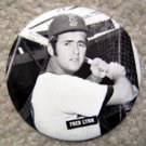 "Fred Lynn 1970's Boston Red Sox Pin 3"" Fac Auto"
