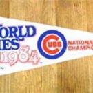 1984 Chicago Cubs World Series Phantom Pennant