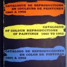 Catalogue Colour Reproductions Paintings 1860 to 1952