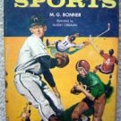 The Real Book About Sports by Bonner w/ DJ 1958
