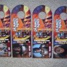 Coca-Cola Planet Apes Comp Set~4 Cards w/tabs MINT