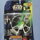 Star Wars Power of the Force w/ Han Solo Gunner Station